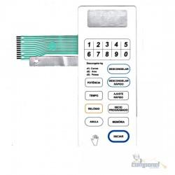 Membrana Microondas Welbeach WP800A